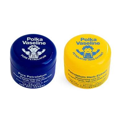 【NEW!】ポルカワセリン /POLKA VASELINE