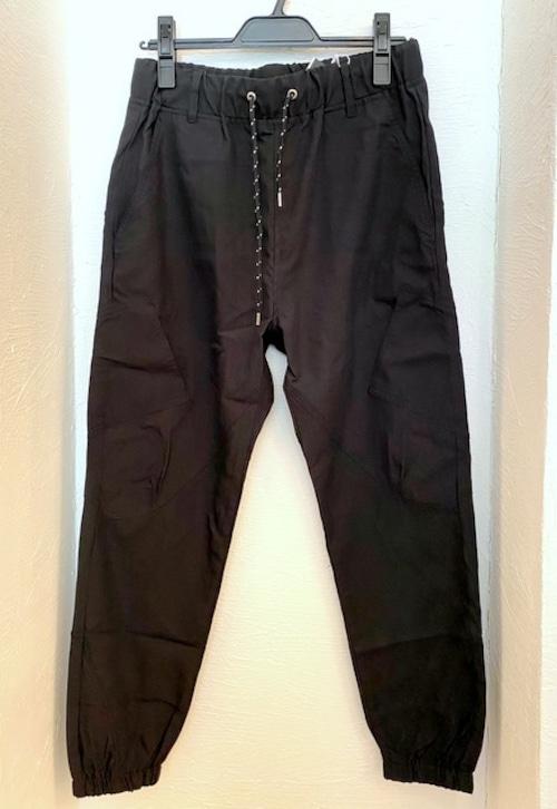 T/R Jogger Pants Black