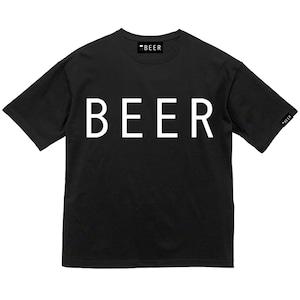 BEER ロゴT ブラック
