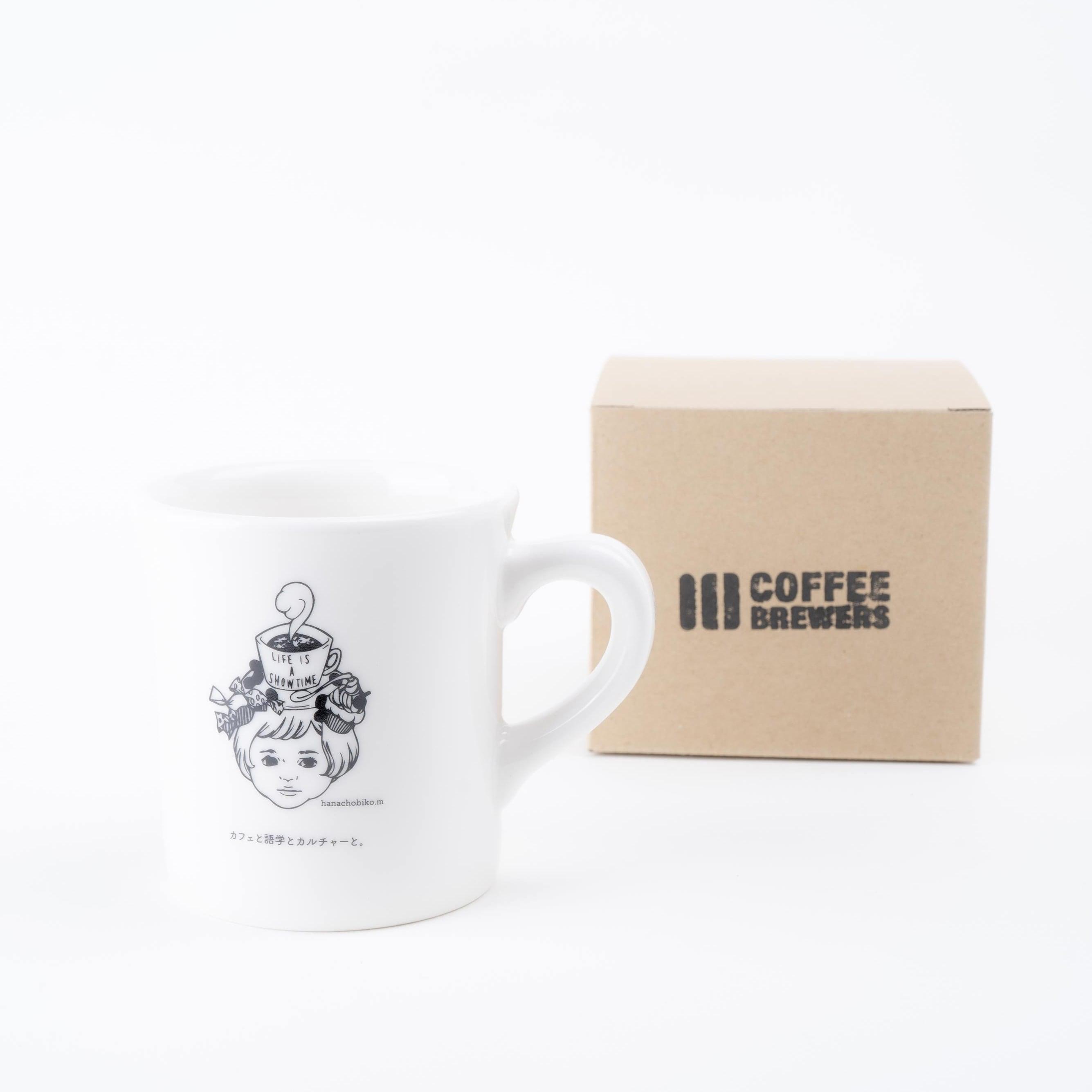 オリジナルマグカップ【10 COFFEE BREWERS オリジナル】