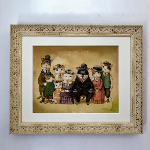 イタクラヨウイチ「家族写真」