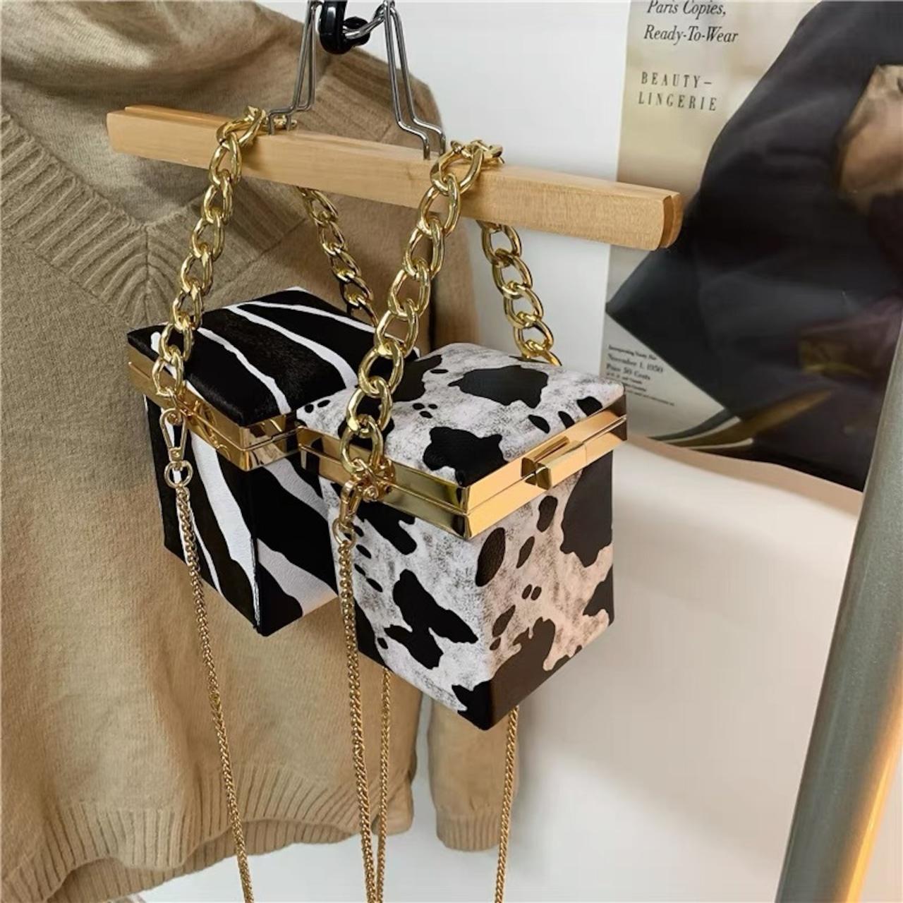 square design bag
