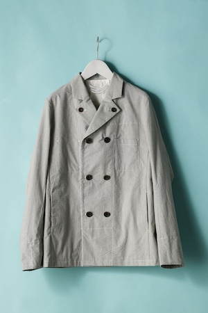 individual sentiments // DOUBLE BREASTED JACKET