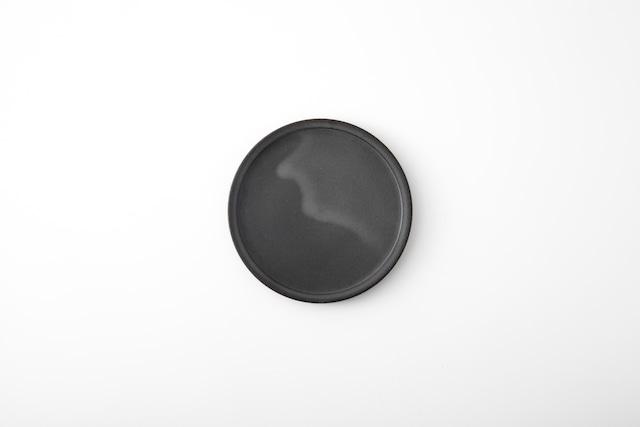 黒泥皿 : 4.5寸 / 3RD CERAMICS