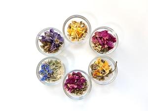 花漢茶 はなかんちゃ 気血水セット / ハーブティー 薬膳茶 国産 おすすめ プレゼント プチギフト