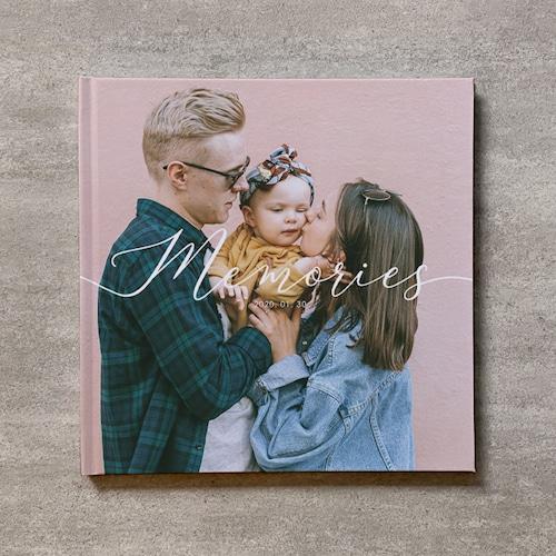 Handwriting-memories-FAMILY_A4スクエア_10ページ/16カット_フォトブック