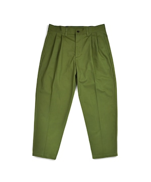 Loose 2Tuck Tapered Trouser 19SS / OD