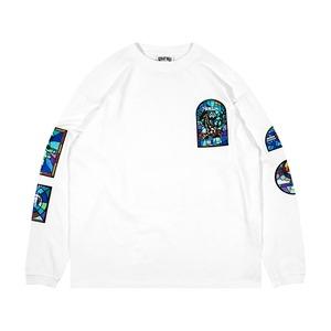 【GRAF】ステンドグラスロングスリーブTシャツ