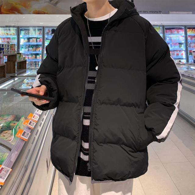 【メンズファッション】韓国系合わせやすいファッションフード付きメンズアウター53914799