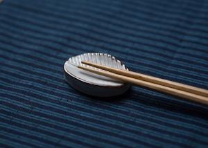 木の葉 箸置き/鈴木美佳子
