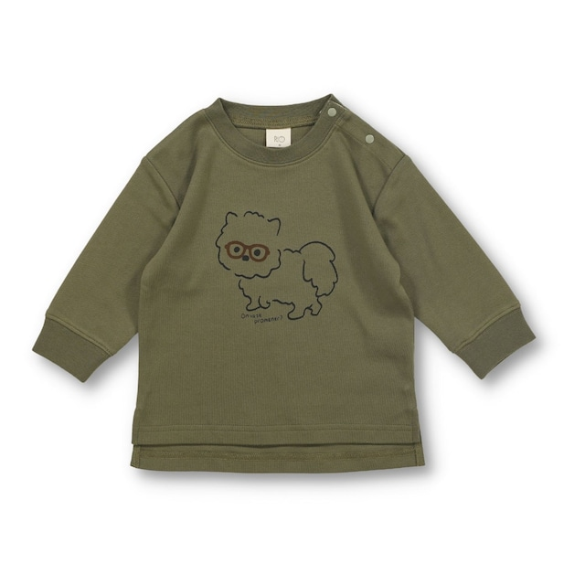 RIO メガネ犬Tシャツ