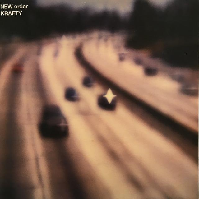 【12inch・英盤】New Order / Krafty