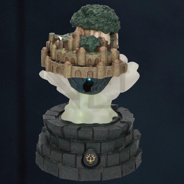 12月発売予定【35th記念】天空の城ラピュタ ライトアップジオラマ(ラピュタ城/0478)