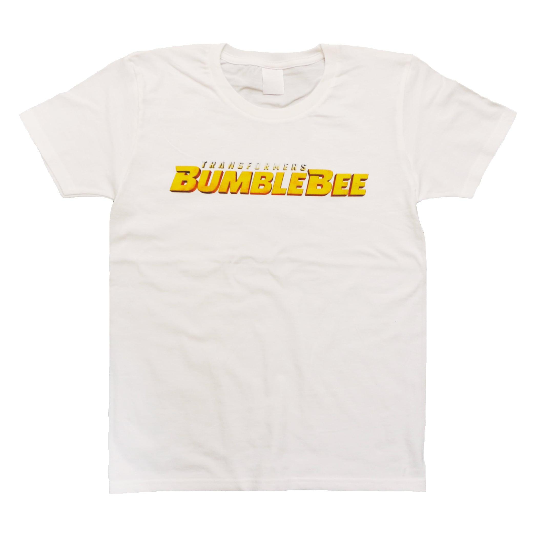 【トランスフォーマー】映画:バンブルビー|公式ロゴ Tシャツ