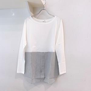 siro(シロ) shirt layered Inner 2021秋物新作
