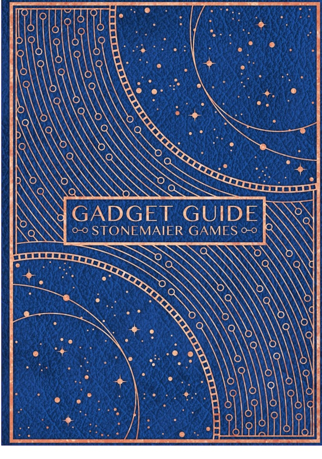 Stonemaier Games トークンセット 「Gadget Guide」