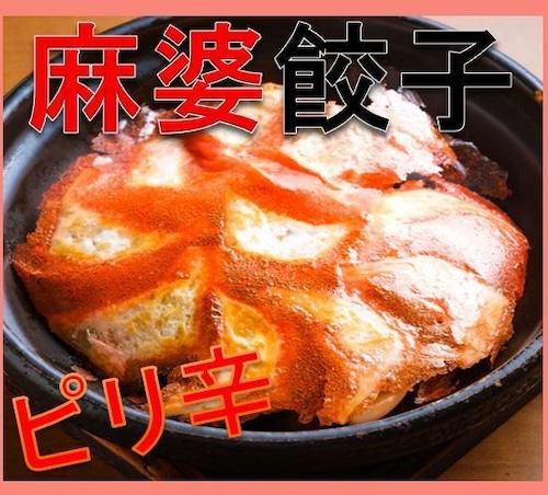 【単品】麻婆餃子(10個)【同梱追加用】リピーター続出!