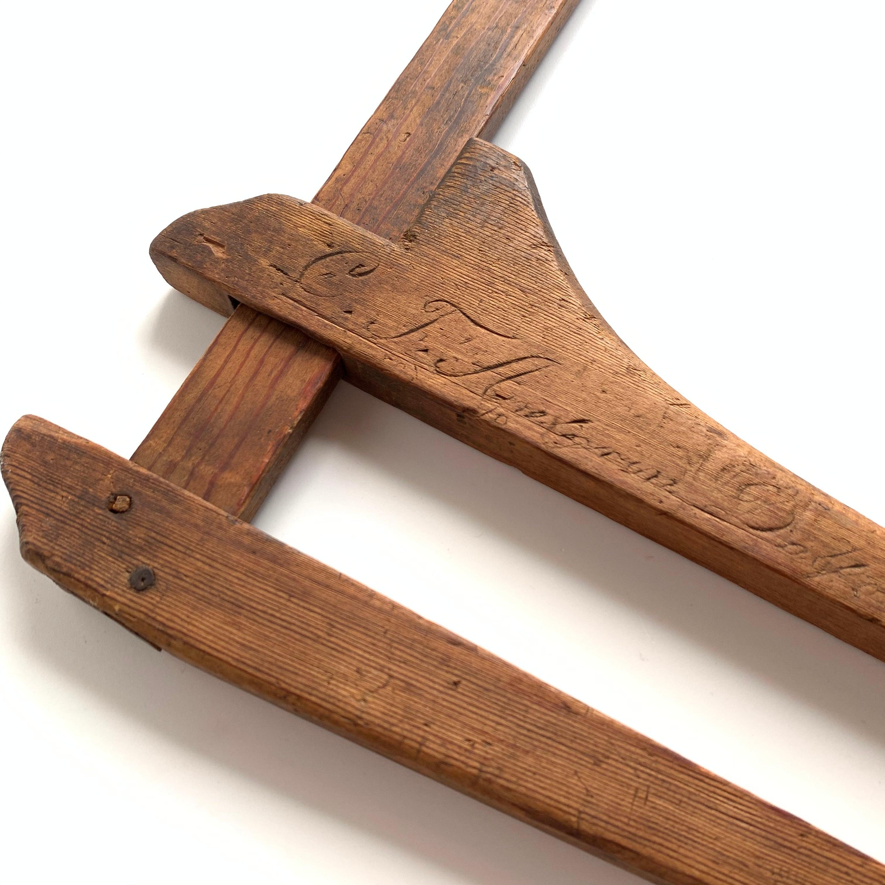 Wooden Caliper