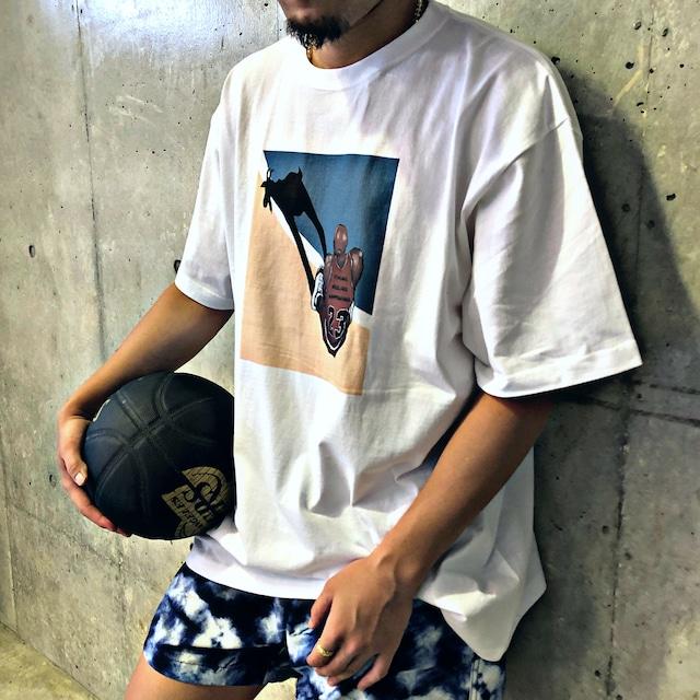 G.O.A.T. t-shirt / white