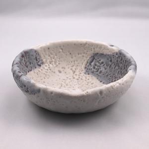志野 片口 器  Shino Lipped Bowl
