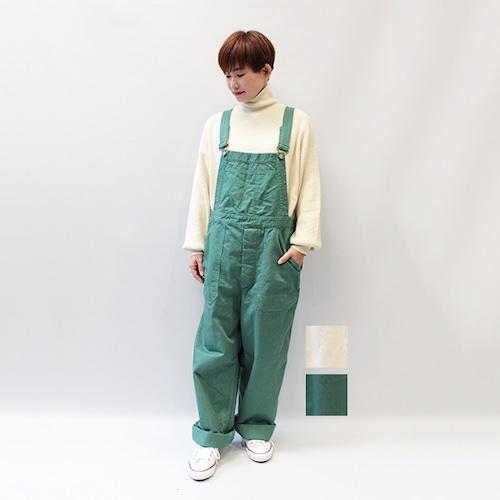 SHINZONE (シンゾーン) BIG OVERALL 2021秋冬新作 [送料無料]
