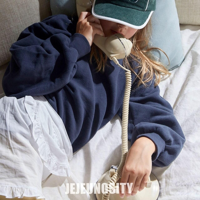 «sold out»«ジュニアサイズあり» jejeunosity ant sweatshirts 2colors アントスウェット