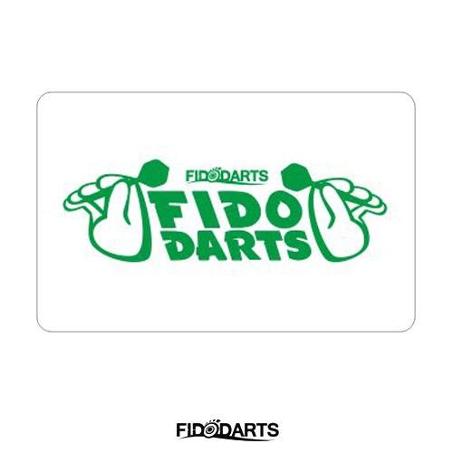 FIDO Darts Card [006]