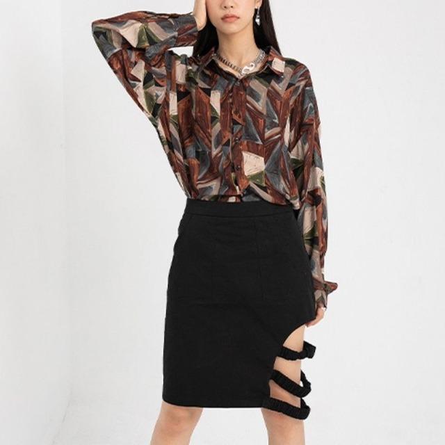 Retro design shirt KRE1069