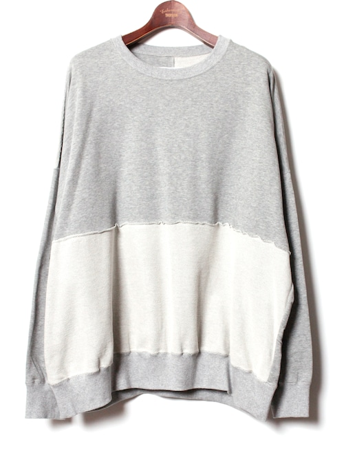 Switch Sweat Shirt -gray <LSD-BA1T2>