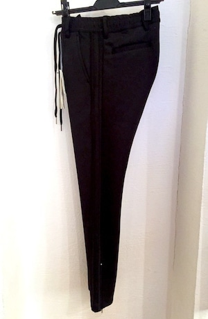2 Line Jersey Pants Black/Black