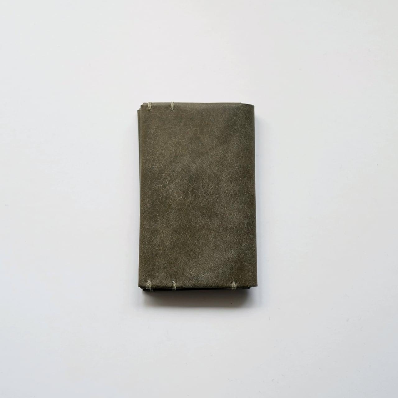 ori cardcase - gri - プエブロ