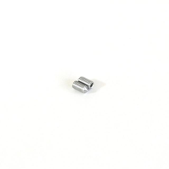 【サックス用】留めネジ 3mm紐用/2mm紐用 (2個1組)