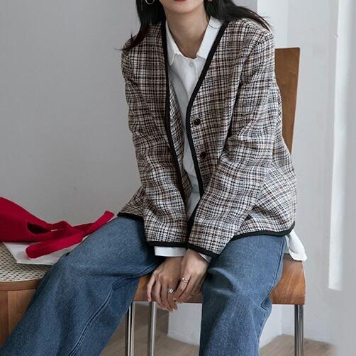 Short wool  jacket (ショートウールジャケット)a-875