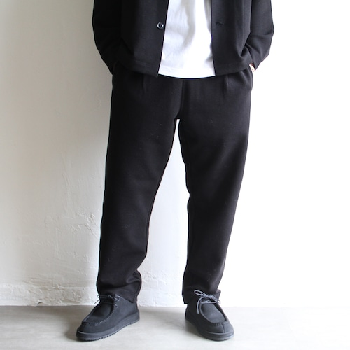 LAMOND【 mens 】milano rib pants