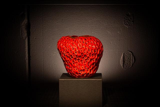 Strawberry Vase 【Size L】