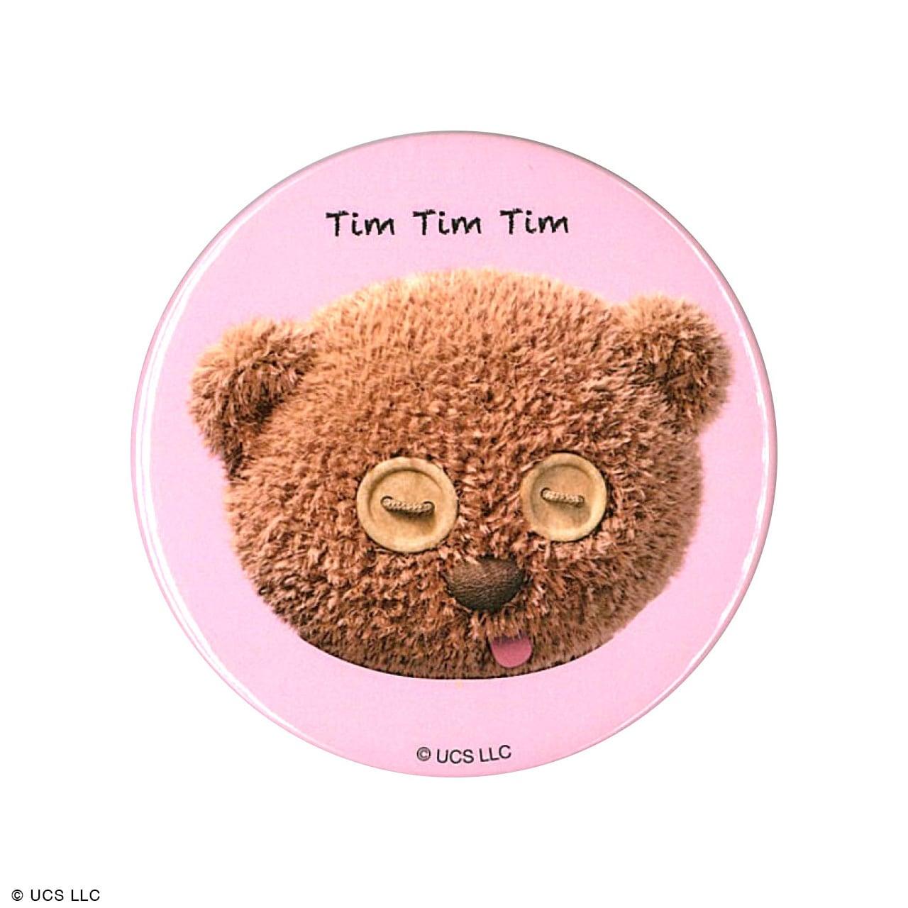 缶バッジ/ミニオン(Tim)【MINIONS POP UP STORE 限定】