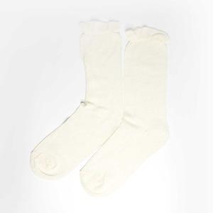 絹100%先丸靴下 【重ね履き靴下4足セット 3枚目用】