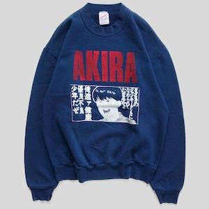 90年代 AKIRA スウェット 【M】 | アキラ 健康優良不良少年 ジャージーズ ヴィンテージ アメリカ 古着