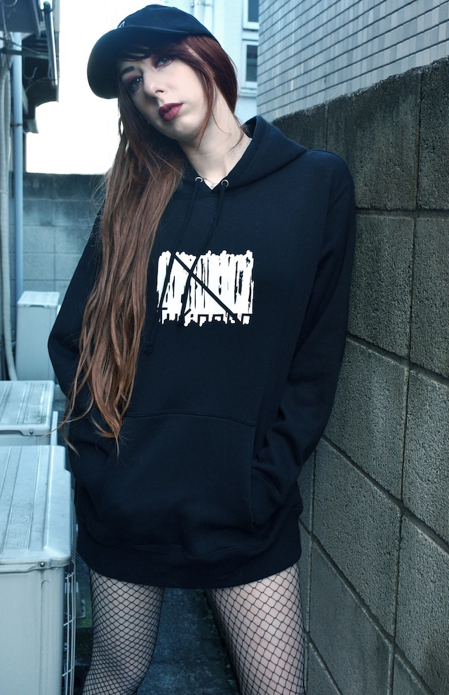 HALFLOGO GRAPHIC Pullover Hoodie