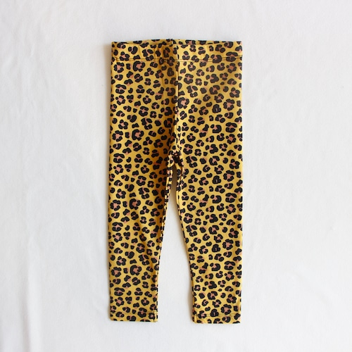 《ONE DAY PARADE 2021AW》LEGGINGS / LEOPARD