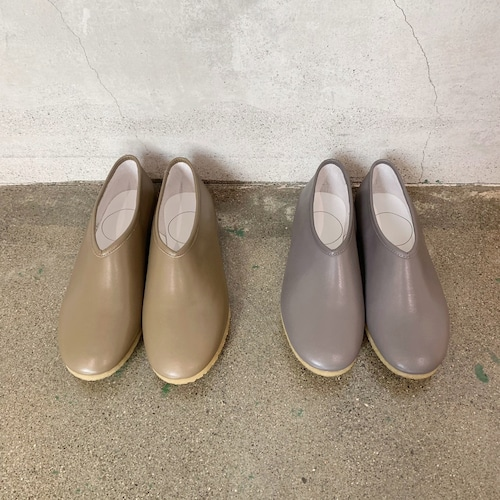 【COSMIC WONDER】Light leather first folk shoes / 10CW64010-2