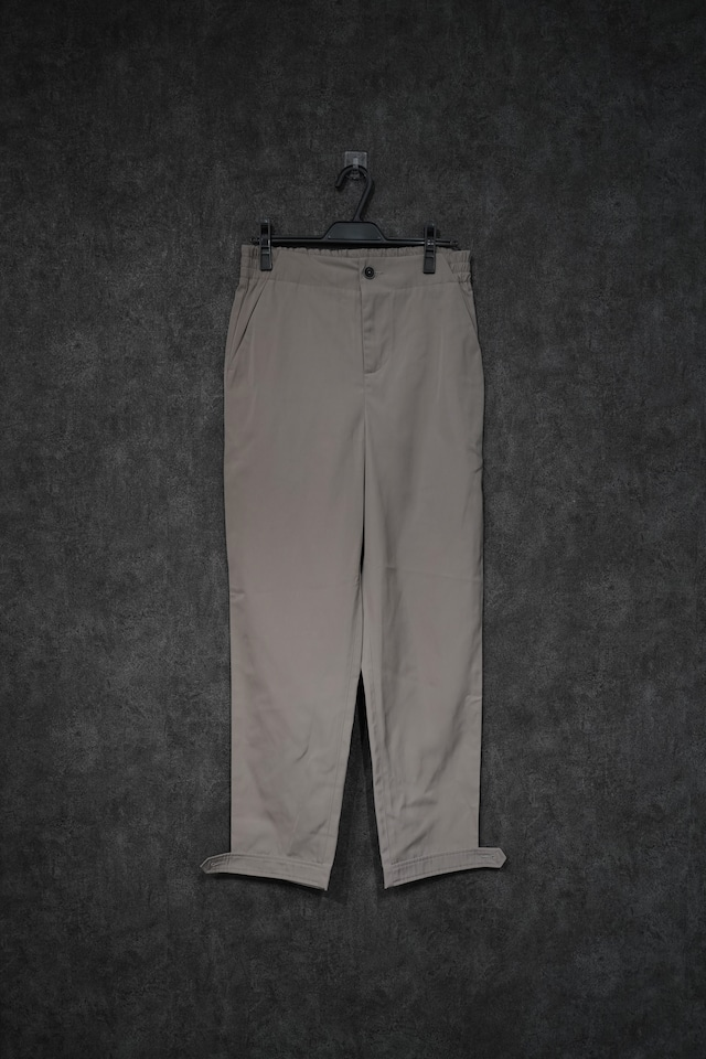 【 2021 決算SALE】SISSI GOETZE nylon pants beige