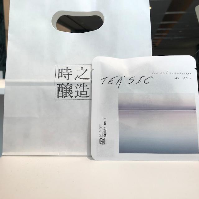 味わいの音楽付き日本茶 TEA'SIC No.05