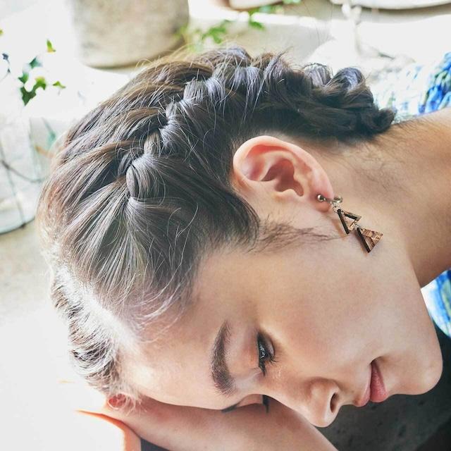 truss / トラス(Pierced Earring Hang)