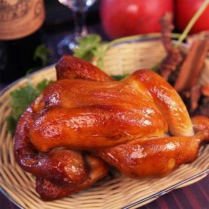 【冷蔵便】五香焼鶏 (スモークチキン 燻製の鶏)