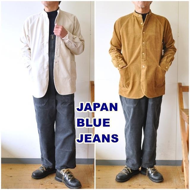 JAPAN BLUE JEANS ジャパンブルージーンズ  コーデュロイジャケット  J352541 スタンドカラージャケット