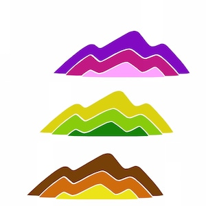 Mountain オリジナルロゴステッカー / New logo