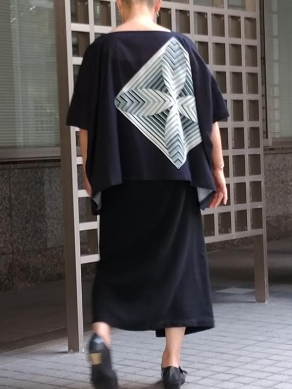 紅型 プルオーバー【布遊SOU】