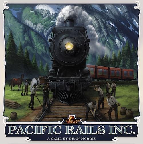 Pacific Rails Inc / パシフィックレイルズインク