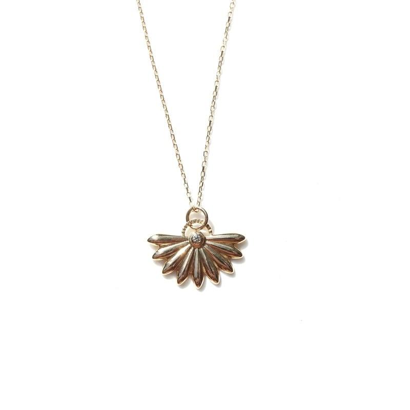 Chrysanthemum dia Pendant